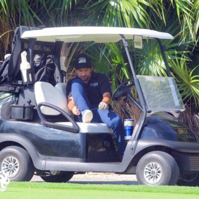 Sintra continúa censo de carritos de golf en Holbox