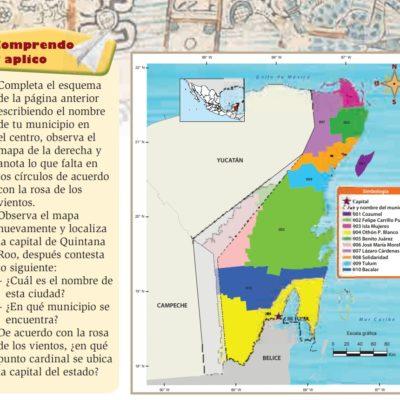 A la SEP se le olvida que Puerto Morelos es municipio; en libros de primaria no lo reconoce como tal