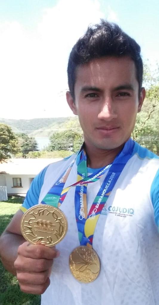 Otra de oro para Javi López Quintero