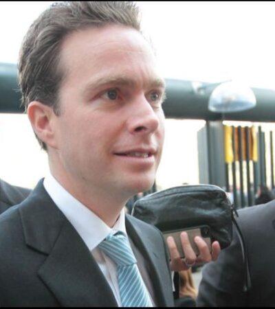 DEBUT Y DESPEDIDA: Confirma Manuel Velasco que renunciará al Senado para 'cumplir con Chiapas' hasta el 8 de diciembre; luego, otra vez a la Cámara
