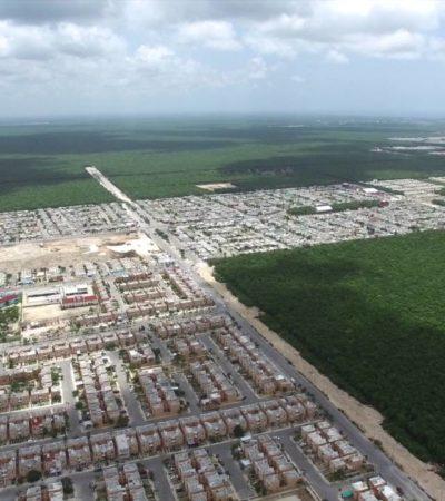 JUSTIFICA PEREYRA LA 'LEY CASITAS': Dice diputado que ya existen 'casitas' en QR y que la nueva reglamentación busca establecer medidas mínimas para viviendas superiores a las actuales