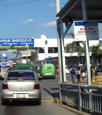 Hostiga Policía Federal a beliceños por seguro y bajan las visitas en 30%, denuncia cónsul de Belice