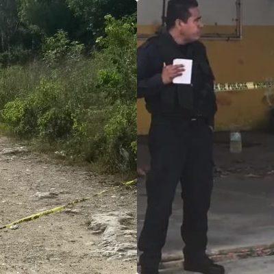 Aparecen dos muertos en distintos puntos de Cancún