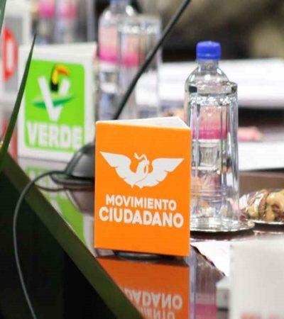 PES y Movimiento Ciudadano serán sancionados por incumplir disposiciones de transparencia