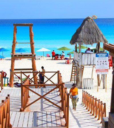 Regidores de Cancún, sin información oficial sobre planes de vender terreno en playa Marlín