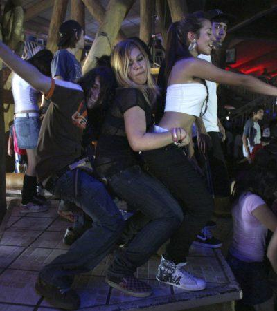 Balea sujeto a un joven porque bailaba reguetón con su sobrina; hirió a dos muchachas más