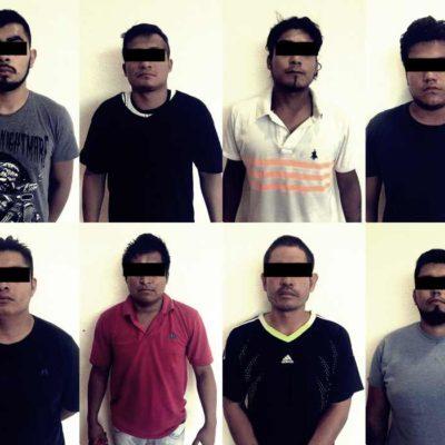 PRESUMEN GOLPE AL NARCO EN QR: Revelan que sicarios detenidos por federales en Cancún están relacionados con 20 homicidios