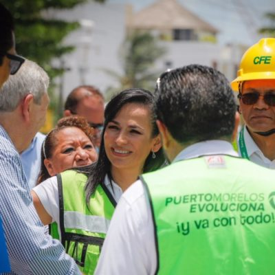 No se heredará ninguna deuda a las siguientes administraciones; asegura Laura Fernández que Puerto Morelos mantiene finanzas sanas