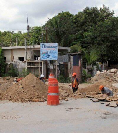 Puerto Morelos continúa creciendo ordenadamente, asegura Laura Fernández