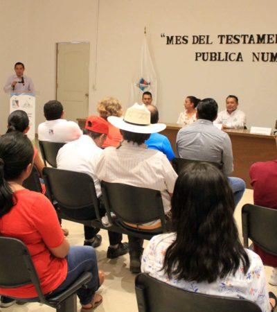 Ponen en marcha el 'Mes del Testamento' en Puerto Morelos