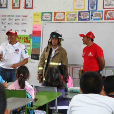 Gobierno de Puerto Morelos destaca impulso a la educación de calidad para niños y adultos