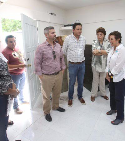 Como observadores, vigila equipo de Pedro Joaquín dependencias en Cozumel