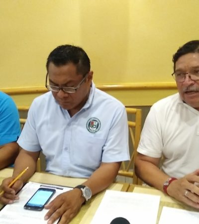 Anticipan paros escalonados de labores en Bachilleres, Conalep y Cecyte de todo Quintana Roo a partir del 15 de septiembre