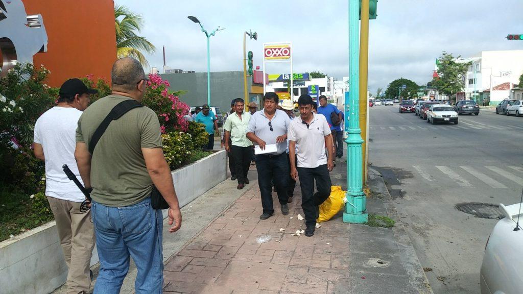 Se le acumulan manifestaciones a María Luisa Alcérreca, por incumplimiento de pagos de servicios; los adeudos ascienden a los 31.5 mdp