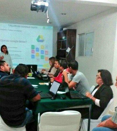 Preparan capacitación de innovación tecnológica gratuita para más de 2 mil personas en Cancún
