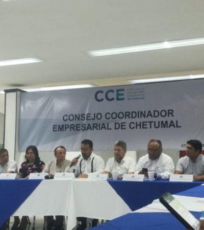 Gobierno de QR le queda a deber a los habitantes del sur en materia de seguridad, dice el CCE de Chetumal