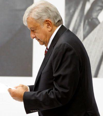 Arrancarán licitaciones petroleras desde diciembre, dice AMLO; se reunirá en Villahermosa con empresarios del ramo