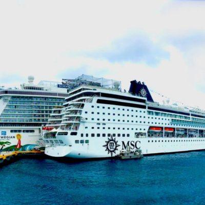 Reconocen liderazgo de Cozumel como destino de cruceros