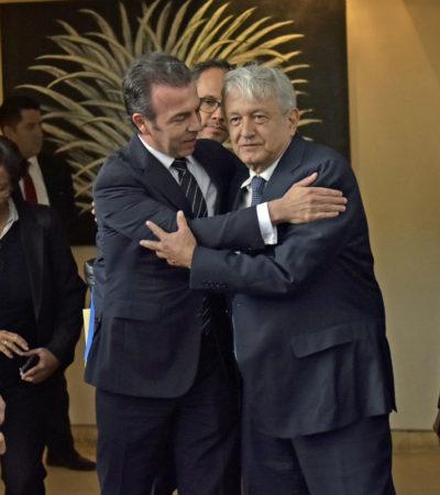Reitera López Obrador que no habrán 'venganzas políticas', aunque sí procesos por corrupción