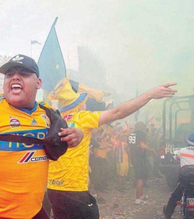 Identifica Fiscalía de NL a agresores de clásico regiomontano; uno fue futbolista profesional