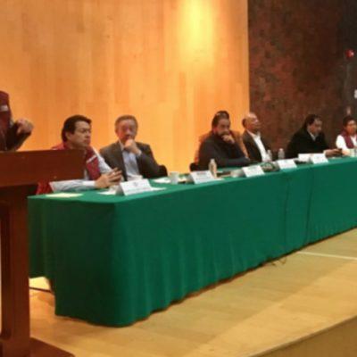 Pactan Morena, PES y PT alianza en los estados para garantizar las reformas promovidas por AMLO