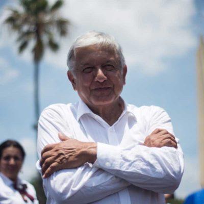 Reconoce AMLO al Papa como su líder; otras iglesias colaborarán también con mi gobierno, dice