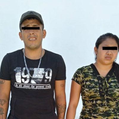 Asaltantes de comercios en Cancún fueron identificados y capturados por la policía municipal