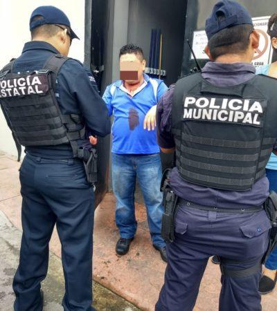 Roban 100 mil pesos a diligenciero en Playa del Carmen