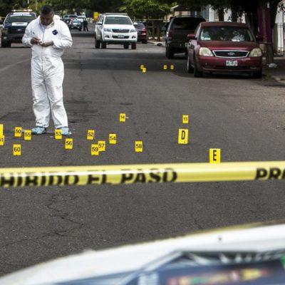 Se registra el agosto más violento en 20 años con casi 3 mil personas asesinadas; suman 22 mil víctimas