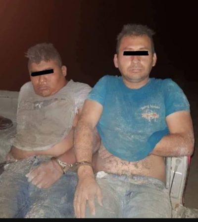 Un quintanarroense y un campechano, entre los detenidos por avioneta con cocaína en Belice