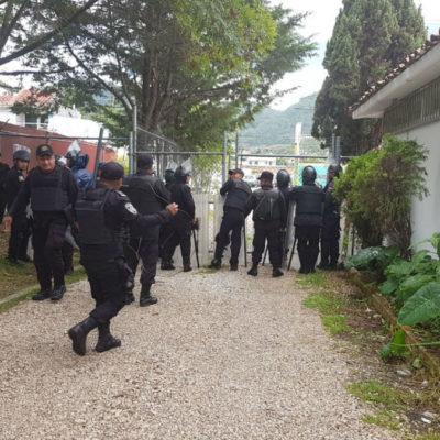 Disputan el agua a balazos y pedradas en San Cristóbal de las Casas; hay un muerto y tres heridos