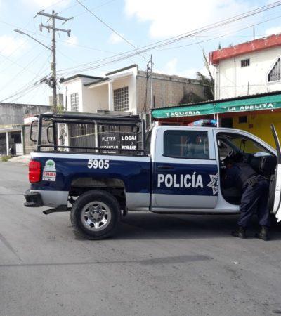 Activan armas de fuego por la Multiplaza Kabah en Cancún