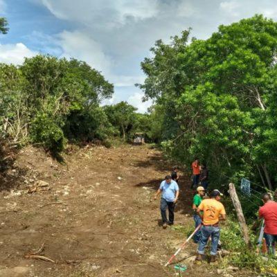 Denuncian invasión en bioparque en Xpu-ha