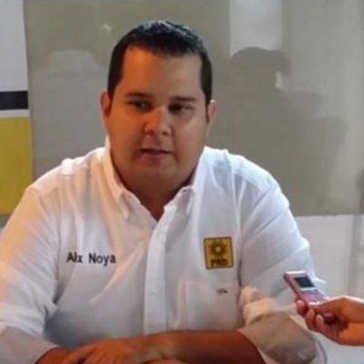 Tras el pasado fracaso electoral, replica Noya a Bejarano y dice que el PRD debe alejarse del PAN y promover la unión de las izquierdas