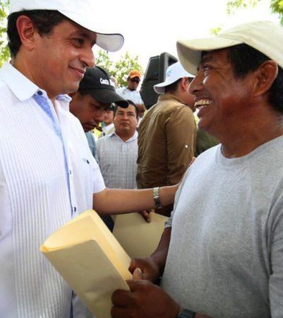 Invierten más de 16.3 mdp en el ordenamiento territorial de Quintana Roo