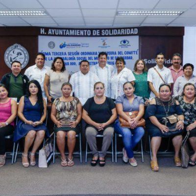 Ciudadanos verificaron el total de obras que realizó la actual administración municipal de Solidaridad