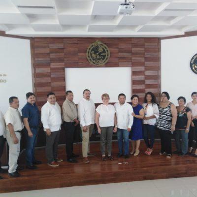 Instalan sesión preparatoria en Cabildo de Solidaridad