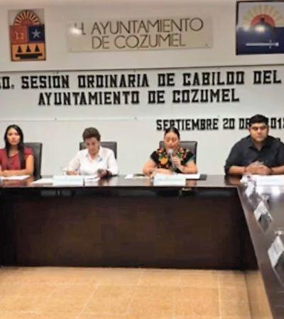 EL ÚLTIMO DRAMA DE PERLA TUN EN EL CABILDO: Acusa Alcaldesa al Gobierno del Estado de haberla perseguido y amenazado; la bloquearon hasta en 'pequeñeces', se queja