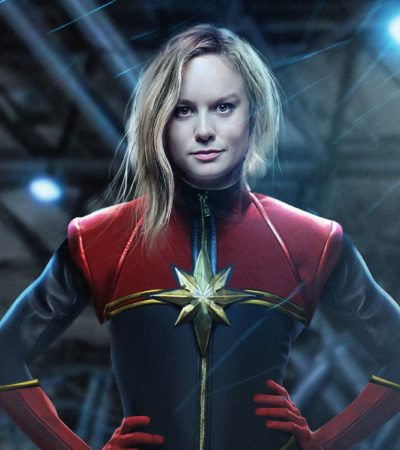 Capitana Marvel cae del cielo; revelan primer tráiler de la cinta a estrenarse en marzo de 2019