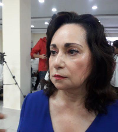 Después de dos años, continúan en proceso denuncias por irregularidades de la pasada administración, dice Catalina Portillo