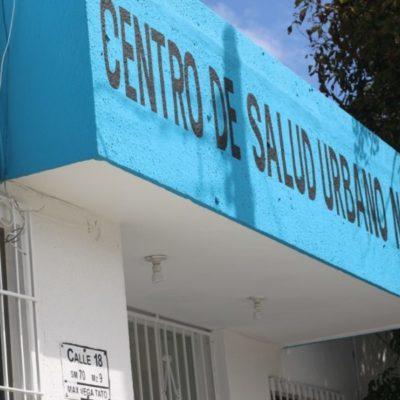 Falta de energía eléctrica y servicio de agua potable en el Centro de Salud Urbano No 1 de Cancún, afecta a más de 250 pacientes