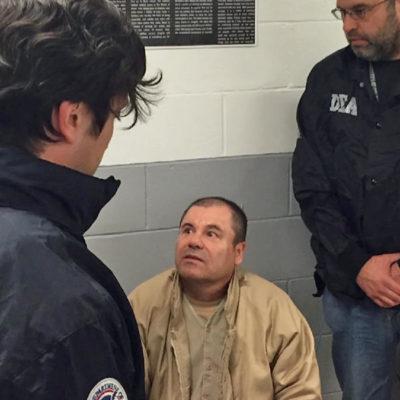 Vincula Fiscalía de Nueva York  al 'Chapo' Guzmán con más de 20 asesinatos