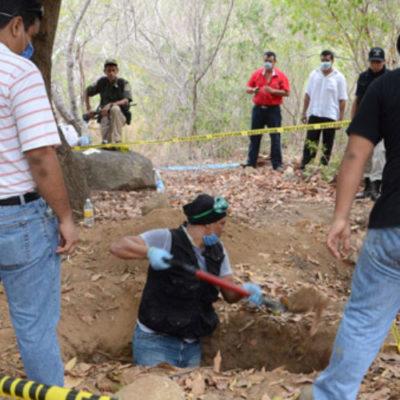 No es culpa de la Fiscalía que existan fosas clandestinas en Veracruz, dice Yunes Linares