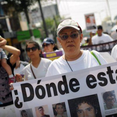 Exhortará Senado al gobierno de Veracruz para dar participación a colectivos en identificación de víctimas