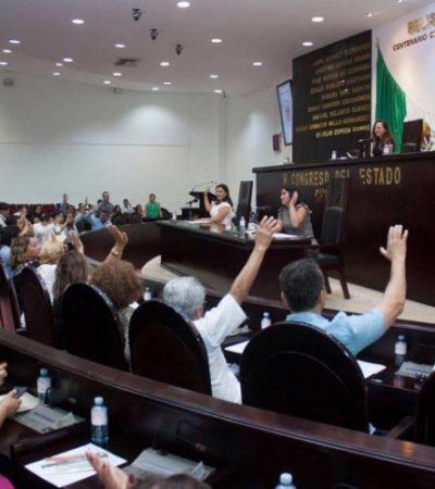Amanece Velasco como Gobernador de Chiapas luego de sesión extraordinaria del Congreso local