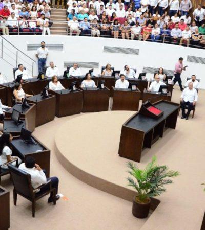 Nuevos alcaldes yucatecos deben denunciar a sus antecesores, dice diputada panista; algunos se 'llevaron hasta la escoba'