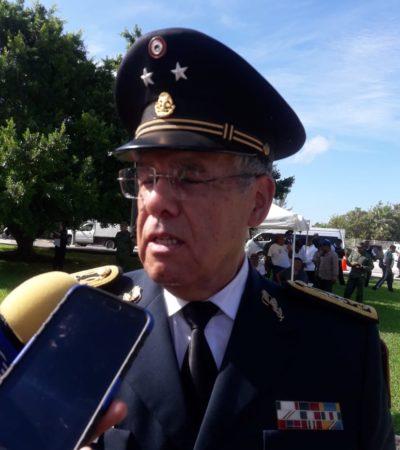 Registra base de la Policía Militar un avance del 90%