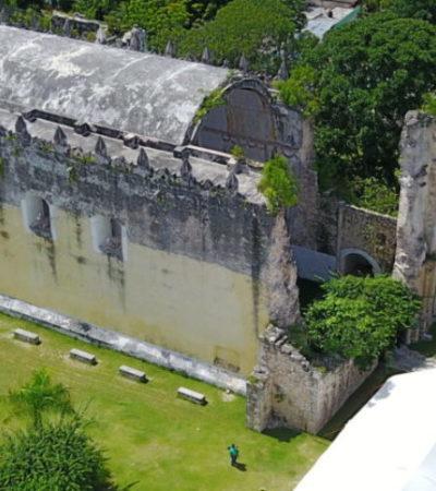 En 15 días Tihosuco podría ser zona de monumentos históricos