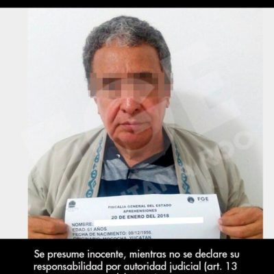 Suspenden por 30 días audiencia intermedia en el caso contra Gabriel Mendicuti Loría