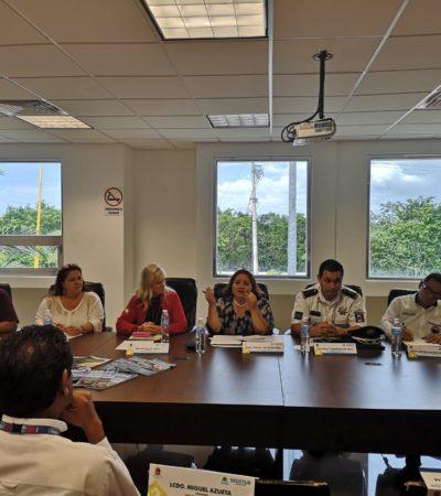 Firman en Cozumel el 'Decálogo del Transporte Turístico'